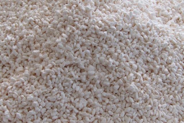 米麴のアップ